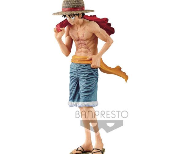 Figurine Monkey D Luffy One Piece Magazine Vol 2 A