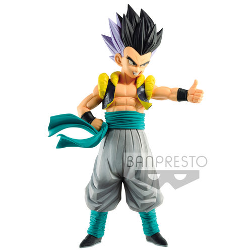 Figurine Gotenks Resolution of Soldiers Dragon Ball Z 19cm