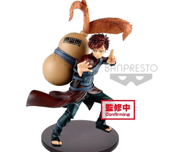 Figurine Gaara Vibration Stars Naruto Shippuden 16cm