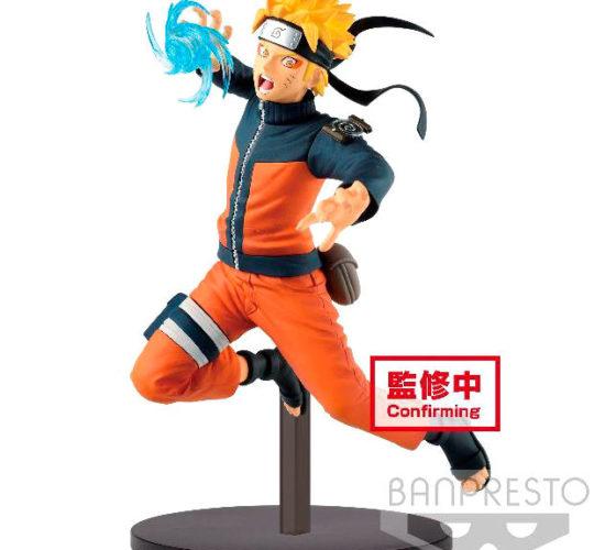 Figurine Uzumaki Naruto Vibration Stars Naruto Shippuden 17cm