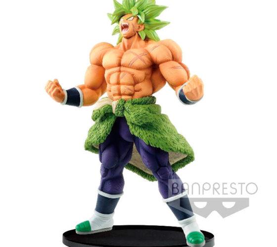 Figurine Special Broly BWFC Dragon Ball Super 19cm