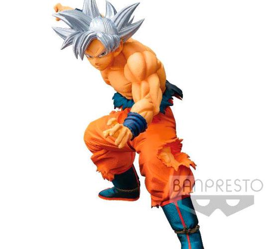 Figurine Maximatic The Son Goku Dragon Ball Super 20cm