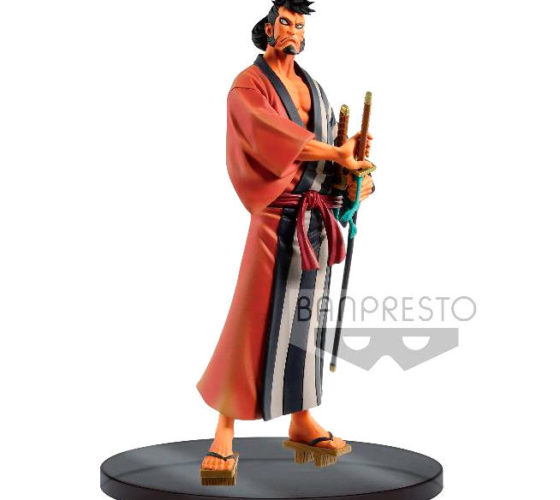 Figurine Wanokuni Kin Emon The Grandline Men DXF One Piece 17cm