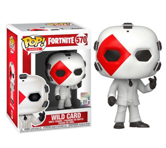 Figura POP Fortnite Wild Card Diamond