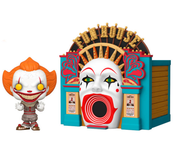Funko Pop IT 2 Demonic Pennywise with Funhouse