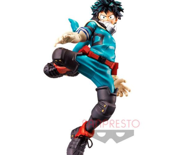 Figurine Izuku Midoriya King Of Artist My Hero Academia 17cm