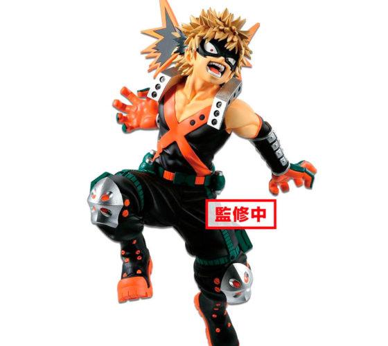 Figurine Katsuki Bakugo King Of Artist My Hero Academia 18cm