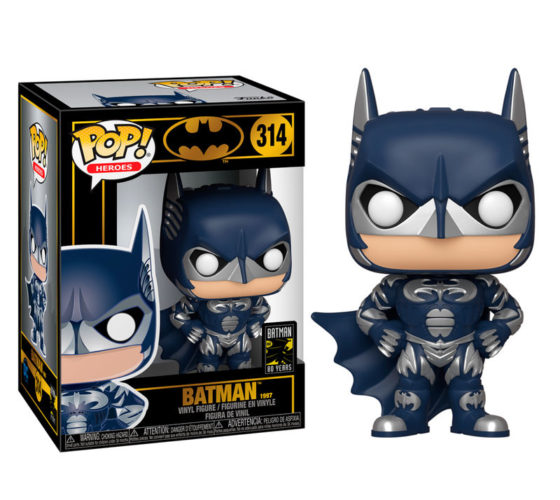 Funko Pop DC Comics Batman 80th Batman 1997