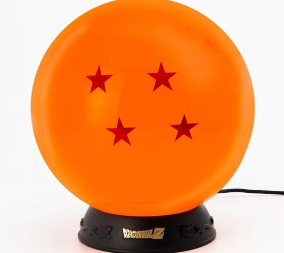 LAMPE COLLECTOR – DRAGON BALL – BOULE DE CRISTAL – 30 cm