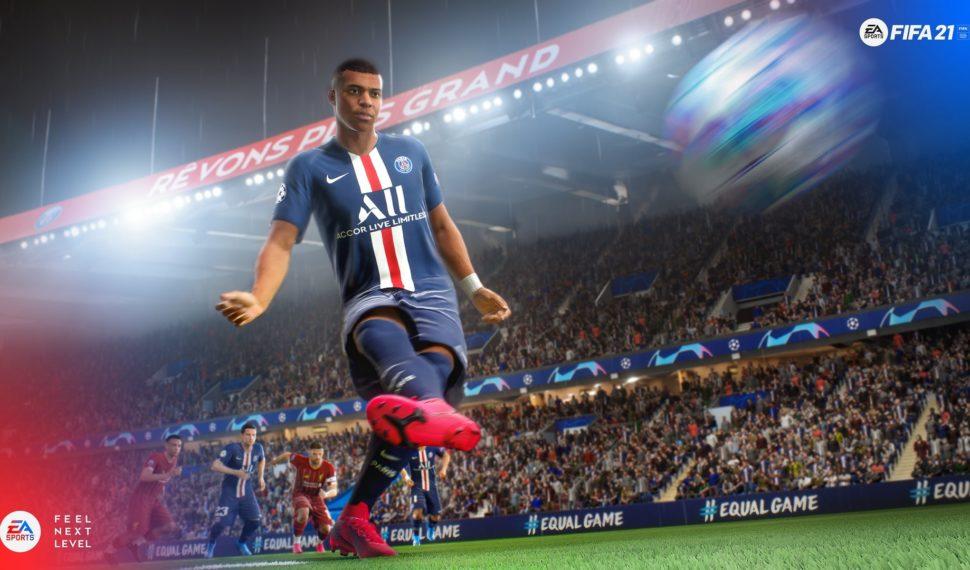 Premier trailer pour FIFA 21 et date de sortie !!