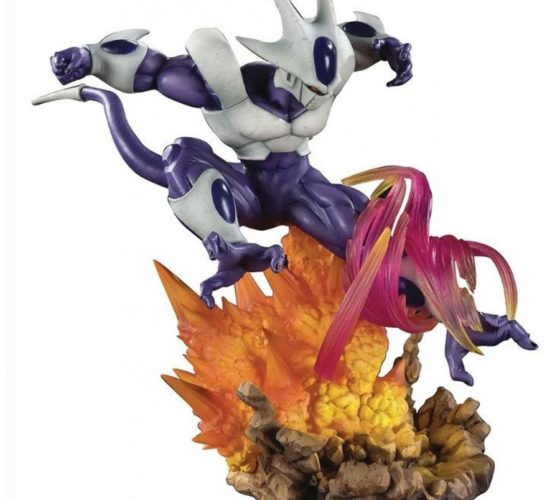 FIGUARTS ZERO – COOLER FINAL FORM – DRAGON BALL Z – 20CM