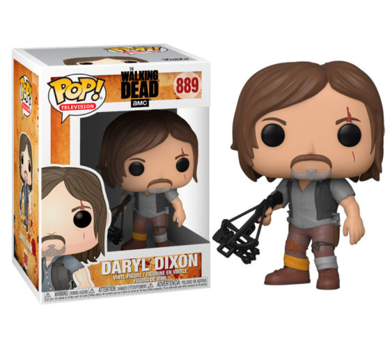 Figurine POP Walking Dead Daryl