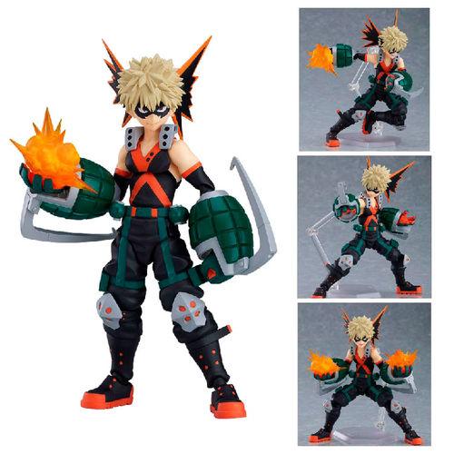 Figurine Figma Katsuki Bakugo My Hero Academia 14cm
