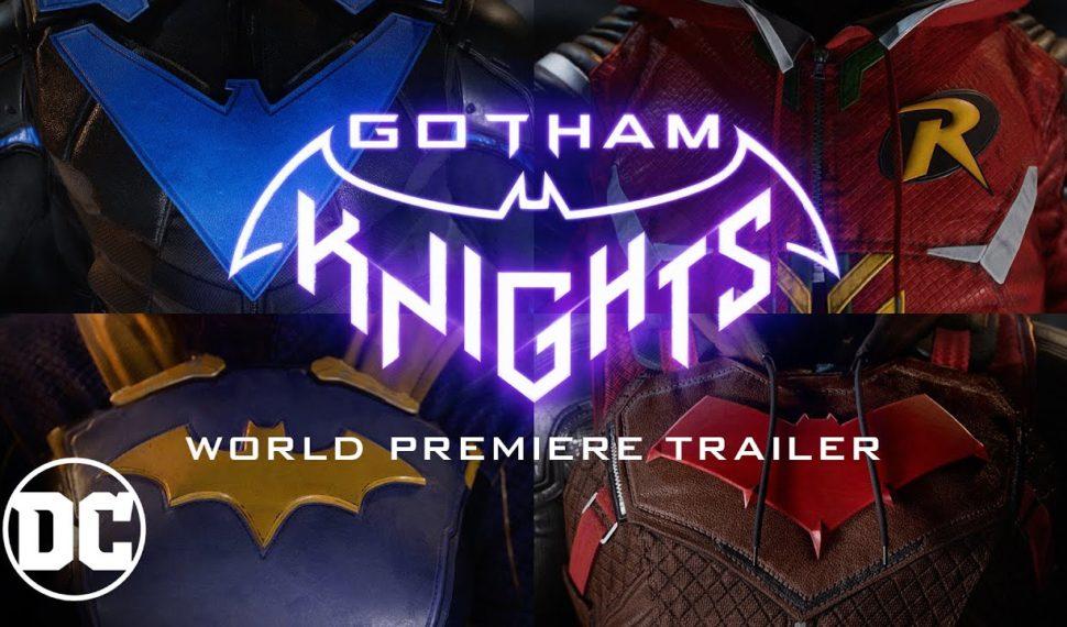 Gotham Knights présenté par Warner Bros Games !!