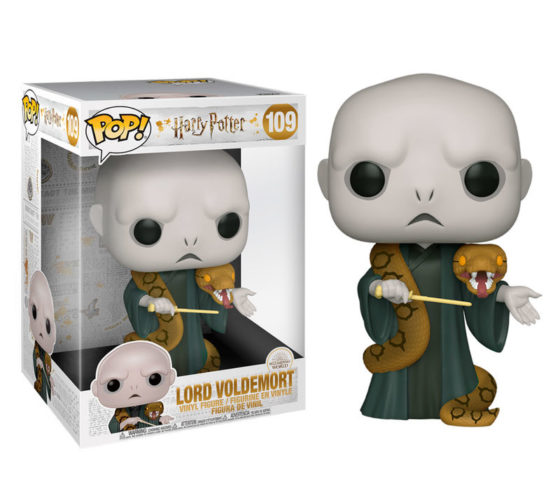 Funko POP Harry Potter Lord Voldemort with Nagini 25cm