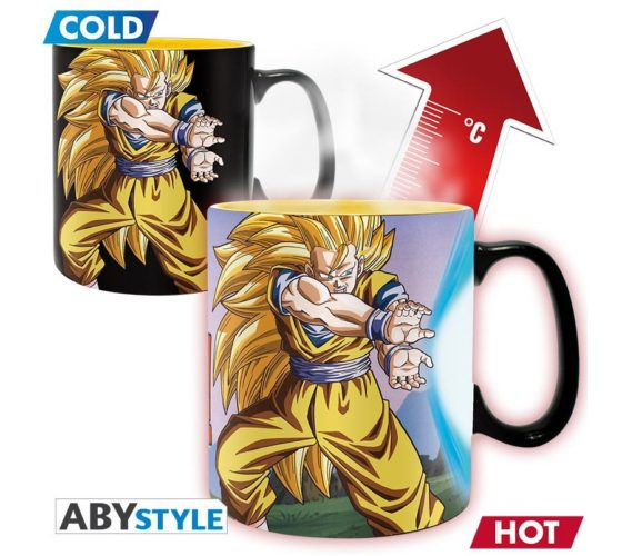 MUG THERMO RÉACTIF – KAMEHAMEHA – DRAGON BALL Z