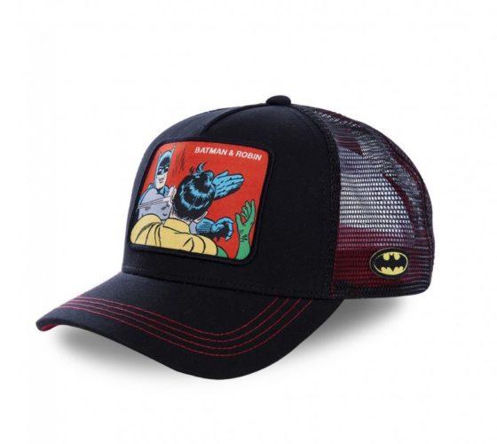 CASQUETTE TRUCKER – BATMAN – MEME BATMAN ET ROBIN