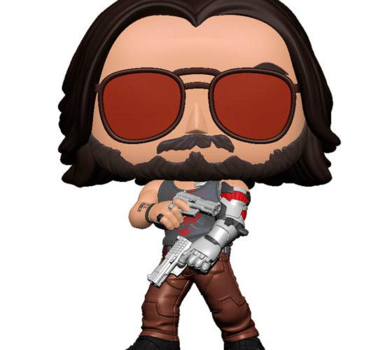 Figurine POP Cyberpunk 2077 Johnny Silverhand 2