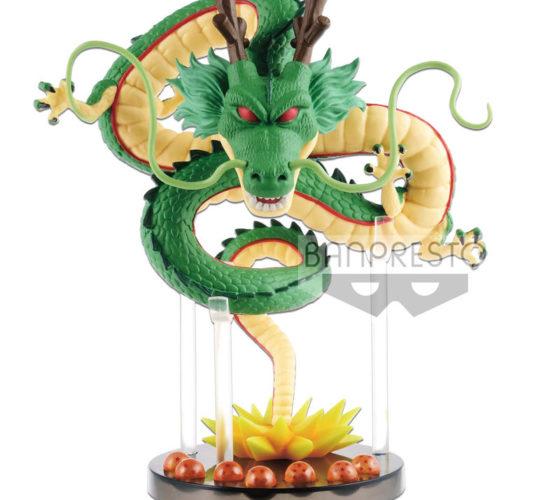 Figurine World Collectable Mega Shenron Dragon Balls Dragon Ball Z 14cm