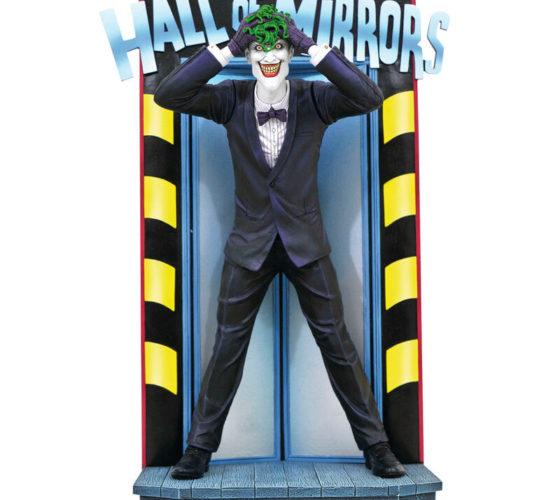 Statue diorama Joker The Killing DC Comics 25cm
