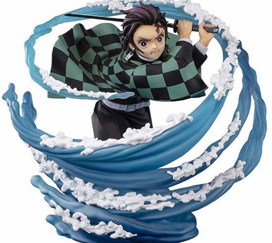 Pré commande Figuarts Zero Tanjiro Kamado Breath of Water Kimetsu No Yaiba Demon Slayer 15cm