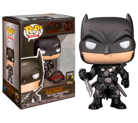 Funko POP DC Batman Grim Knight Batman Exclusive