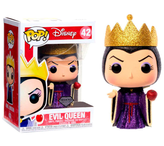 Funko POP Disney Evil Queen Glitter Glitter Exclusive