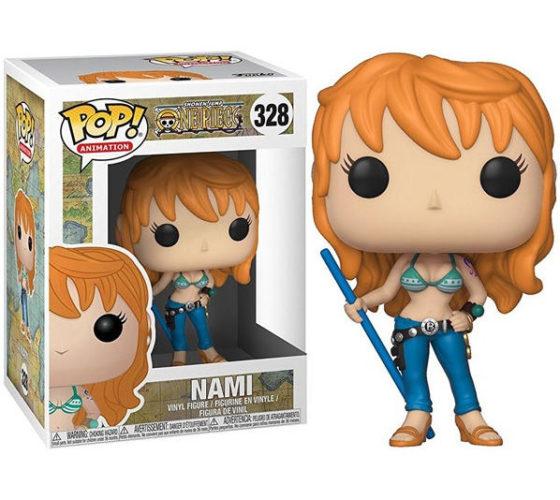Figurine POP One Piece Nami