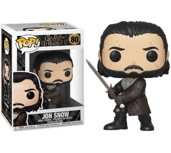 Figurine Funko POP Games Of Thrones Jon Snow