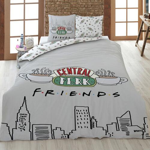 Couette pour lit Central Perk Friends 135cm