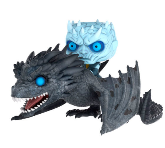 Figurine Funko POP Game Of Thrones Night King on Dragon 15cm