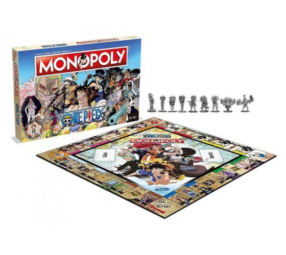 MONOPOLY – ONE PIECE (FR)