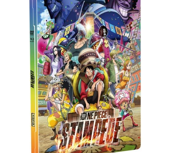 ONE PIECE – STAMPEDE – LE FILM COMBO COLLECTOR – DVD ET BR – VOSTFR + VF