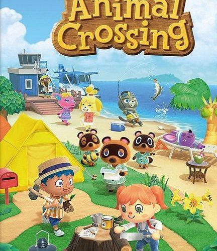 Animal Crossing: New Horizons [NSW] (F)