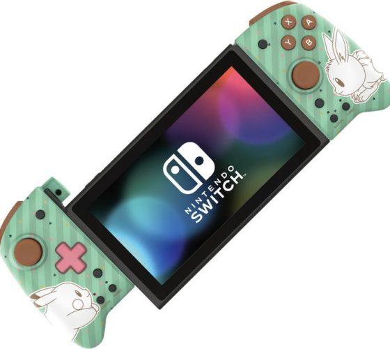 Nintendo Switch – HORI Split Pad Pro [Pikachu & Eevee Edition] [NSW]