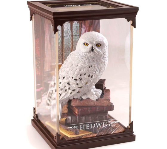 Figurine Hedwig Harry Potter