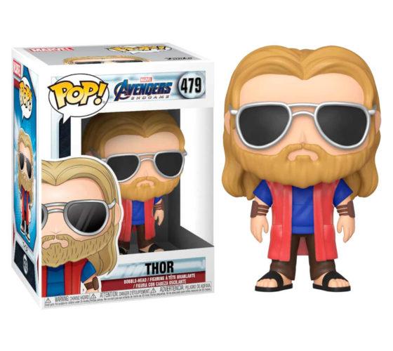 Figurine POP Marvel Avengers Endgame Thor
