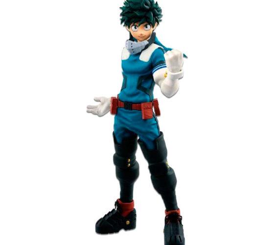 Figurine Izuku Midoriya Fighting Heroes feat Ones Justice My Hero Academia 24cm
