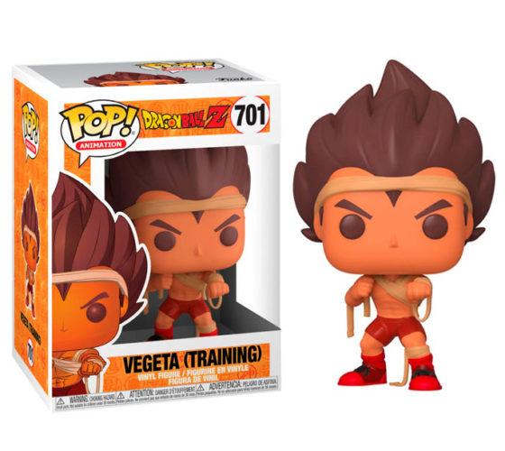 Figurine Funko POP Dragon Ball Z Training Vegeta