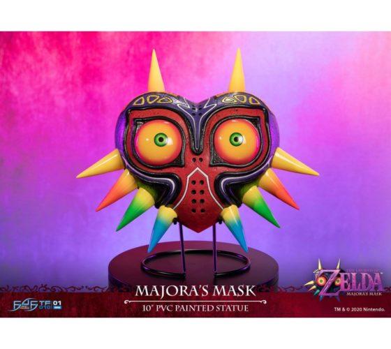 MAJORA'S MASK – PVC F4F – ZELDA MAJORA'S MASK – STANDARD EDITION