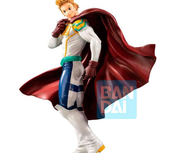 Figurine Mirio Togata Next Generations feat. Smash Rising My Hero Academia 20cm