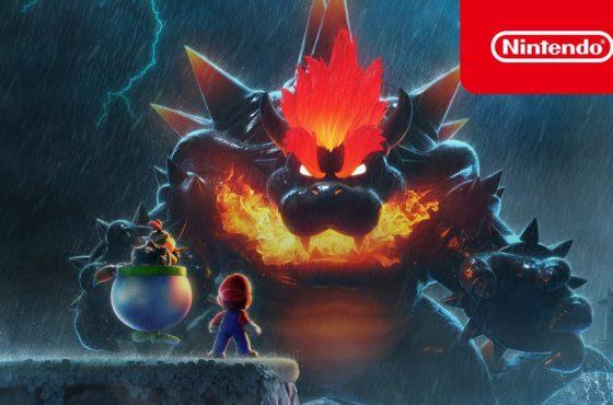 Nintendo dévoile un étonnant trailer de Super Mario 3D World + Bowser's Fury !!