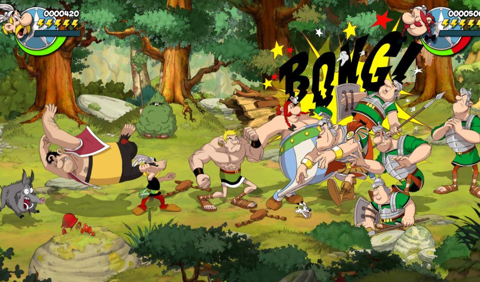 Astérix & Obélix : Baffez-les tous, annoncé sur PC PS4, Xbox One et Nintendo Switch