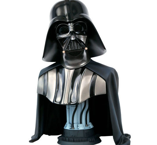 Buste Darth Vader Star Wars A New Hope 25cm