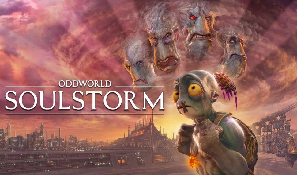 Trailer de lancement pour Oddworld: Soulstorm !!