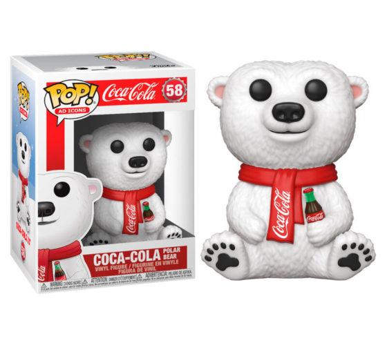 Funko POP Coca Cola Polar Bear