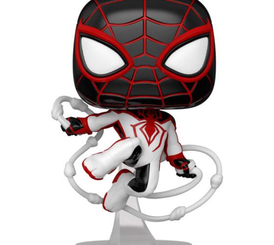 Funko POP Spiderman Miles Morales – Miles Morales Track Suit