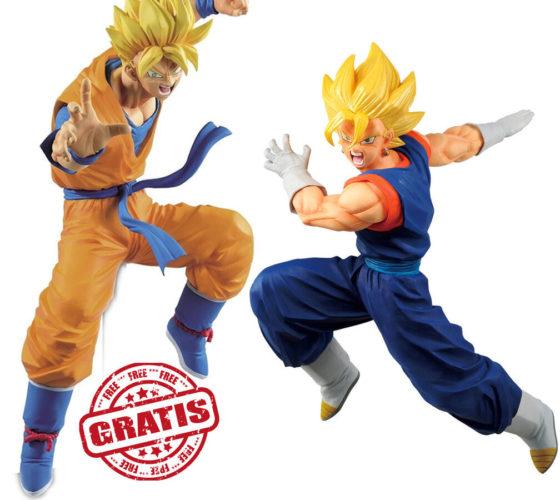 Pack offre Dragon Ball Z Banpresto – 1 Figurine GRATUITE !!