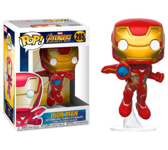 Figurine Funko POP Marvel Avengers Infinity War Iron Man with Wings
