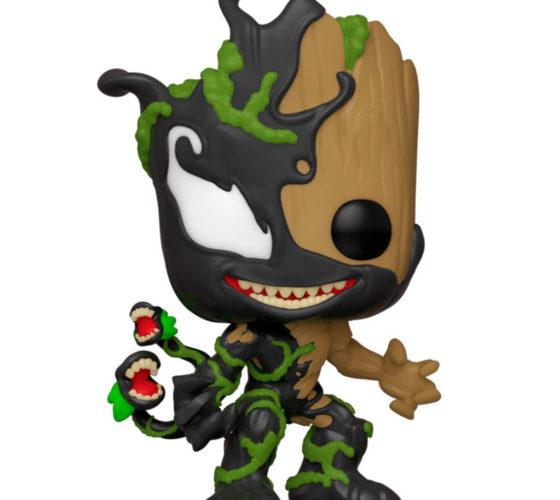 Figurine POP Marvel Max Venom Groot